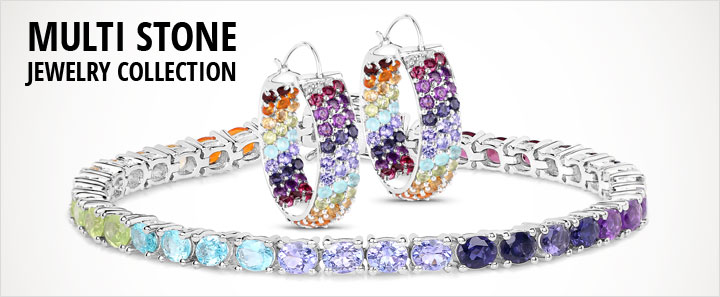 Multi Stone Jewelry Collection!